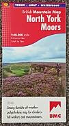 Harvey North York Moors Map
