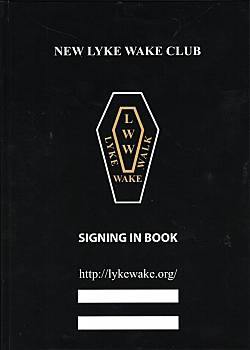 Signing-in book